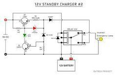 Standby charger NB : Ketiga charger diatas bisa digunakan untuk charging aki 6 V, anda hanya perlu mengganti dioda Zener dengan Zener 7.5V, dan menggunakan Trafo/Source 9V DC. Untuk Charger #2 maka R1 juga di ganti dengan resistor 330 Ohm - 470 Ohm.