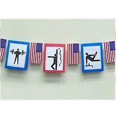 Need to switch out for winter sports -- This Summer Olympic. Informations About Need to switch out for winter sports -- This Summer Olympic Garland will Olympic Idea, Olympic Flag, Olympic Gymnastics, Olympic Games, Tumbling Gymnastics, Acrobatic Gymnastics, Office Olympics, Summer Olympics, 2020 Olympics