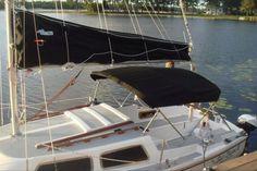 Catalina 22 sailboat - $4000