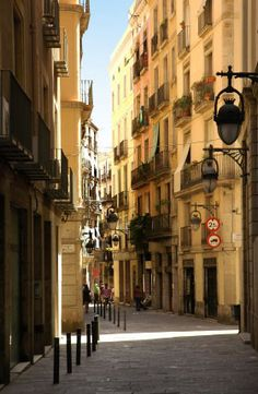 The Gothic Quarter is the centre of the old city of Barcelona. It stretches from La Rambla to Via Laietana, and from the Mediterranean seafront to Ronda de Sant Pere. It is an interesting area of the city with fantastic restaurants and photo opportunities around every corner.
