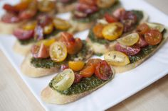 No Recipe Required:The 3 Ingredient Summer Crostini