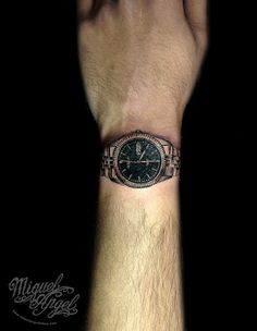 Awesomely sentimental. 50 Eye-Catching Wrist Tattoo Ideas | Cuded
