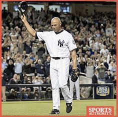 Will miss this guy when i watch Yankees play next season! Thanks for the wonderful years of Saving, Mariano!