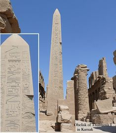 Unknown History Of Gigantic Obelisks Created With Ancient Lost Technology