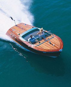 I want a boat like this