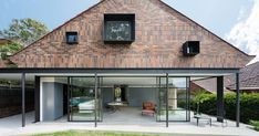 This 1930s Brick Bungalow Received A Contemporary Update