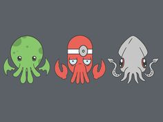 Cthulhu and Friends