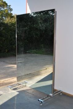 Easy studio dance floor installation you can do it yourself how about a portable mirror rather than stuck on one wall solutioingenieria Gallery