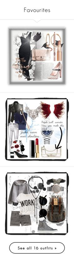 """Favourites"" by rachella-xoxo ❤ liked on Polyvore featuring Élitis, Jayson Home, Chanel, Scala, RED Valentino, Allurez, Azzaro, beautiful, Elegant and blackdress"