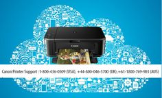 Facing Problems Connecting Your Canon Printer with Google Cloud Print? Fix Manually or Contact Canon Printer 1-800-436-0509
