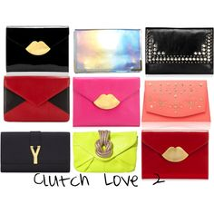 Clutch Love 2, created by vaneros on Polyvore
