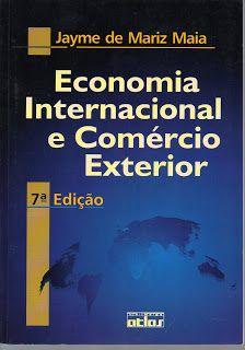 Sebo Felicia Morais: Economia Internacional e Comércio Exterior