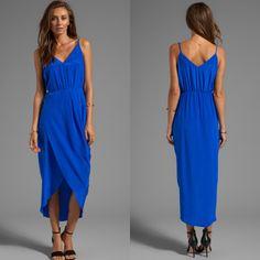 Silk Gown - Mint $278 by @AmandaUprichard ❤❤❤  Maxi Dress 2013 ...