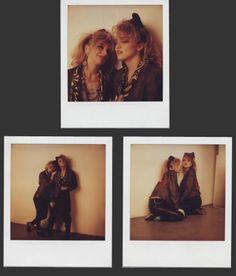 Desperately Seeking Susan Polaroids