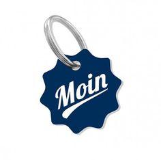 Schlüsselanhänger – Moin