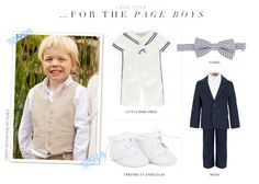 looks for page boys
