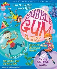 POOF-Slinky 0SA257 Scientific Explorer Bubble Gum Factory Kit, 8-Activities. Our Price: S$39.90