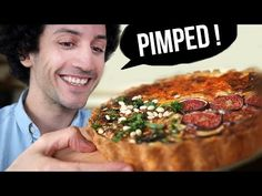 The Unbelievable 3 Cheeses Quiche ! - YouTube