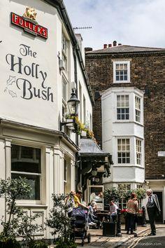Holly Bush Pub, Hampstead, London