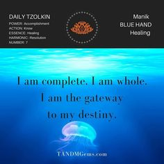 Today is governed by the energy of MANIK. Connect to this energy as you move through your day  notice how it affects you. 13:20 Dreamspell natural timekeeping is inspired by the Maya calendar and is focused on the 260 day sacred calendar called the Tzolkin. Each of us is born under a specific energy that will guide us through our lives and each day is governed by an archetypal energy. When we are aware of these energies we can engage them in supporting us in powerful  meaningful ways.