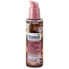 Balea Professional Beautiful Long Wunder Serum Haarpflege, Kur jetzt bei dm online. Balea, Serum, Sparkling Ice, Health And Beauty, Creme, Soap, Cleaning, Dishes, Bottle