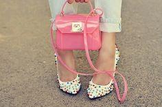 fashion locker   via Tumblr ✿  ✿