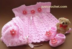 Baby Crochet The Best Collection Of Free Patterns   The WHOot