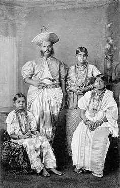 a chief Kandy-an family in Sri Lanka, during the Kandy-an era.