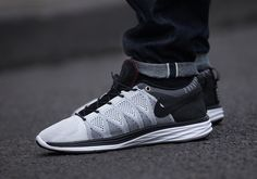 "afew x Nike Flyknit Lunar2 Lux ""V"" - SneakerNews."