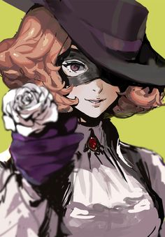 Adieu. : Persona5 Persona 5 Joker, Persona 4, Haru Okumura, Character Art, Character Design, Shin Megami Tensei Persona, 5 Anime, Me Me Me Anime, Akira