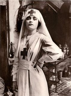 size: Photographic Print: Pola Negri As a Nurse Poster : Artists Silent Screen Stars, Silent Film Stars, Movie Stars, Classic Actresses, Classic Movies, Actors & Actresses, Hollywood Actresses, Hollywood Stars, Classic Hollywood