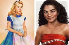 Here's What Tons of Disney Characters Would Look Like in Real Life - See how a cartoon can be transformed into reality. - Photos