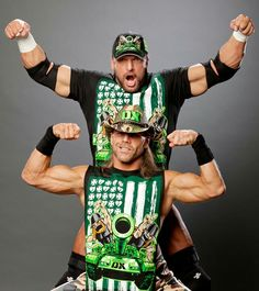 #DX HHH and HBK