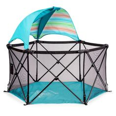 The Summer Infant Pop N Play Ultimate Playard Allows You To Easily Create A  Safe Portable