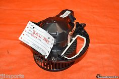 cool 12 13 14 15 BMW 328I OEM AC HEATER BLOWER MOTOR 335I F30 F31 - For Sale