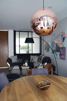 Scandi inspired living room makeover / Transformación sala estilo Scandi - Casa Haus Deco