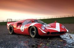 1968 Lola T70 MkIII GT