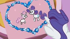 Rarity ~ Sweetie Belle