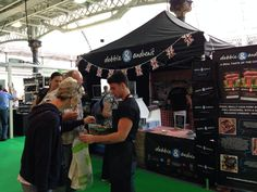 Keeping our coeliac customers happy with free Harrogate 97% tasters, and gluten free hot dogs using DS Gluten Free ciabattas!