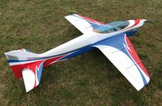 The new Wind S 50E ARF was designed by Italy aerobatic pilot Sebastiano Silvestri, it is the replica of his 2 meter size F3A competition airplane, 4rd at the F3A World Championships in Portugal 2009. This professional ARF kit is the result of Sebastianos 20 years experience in F3A world and his research in best F3A performances. Aero-Model.com