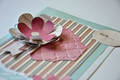 Crafting ideas from Sizzix UK: Giovanna Mazzaro