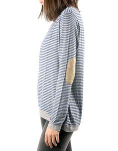 #Camiseta manga larga rayas coderas Shana 9,99€ www.shana.com #stripes #ropa