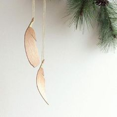 Feather Ornament Christmas Tree Decorations, Christmas Gifts, Decorative Accessories, Feather, Artisan, Ornaments, Xmas Gifts, Christmas Presents, Quill