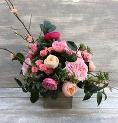 Fresh Garden florals for Mother's Day!