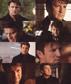 Faces of Fillion.  :)
