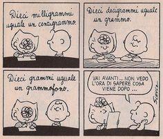 Charlie Brown e Sally