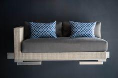 Outdoor - Furniture - Furniture -  Wicker - Fabric