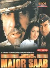 Lyrics of Pyar Kiya To Nibhana  from movie Major Saab-1998 Lyricals, Sung by  ,Hindi Lyrics,Indian Movie Lyrics, Hindi Song Lyrics