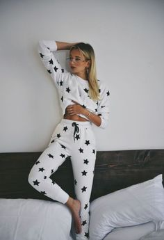 You might be seeing trendy winter pajamas in more than just your house. If you need some inspiration on what pajamas are going to be socially acceptable to where out, stay tuned! Pink Silk Pajamas, Plaid Pajamas, Cute Pajamas, Satin Pajamas, Comfy Pajamas, Cute Sleepwear, Loungewear, Satin Pyjama Set, Pajama Set