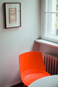 Freunde von Freunden — Silke Neumann — Agency owner, Apartment, Berlin-Moabit — http://www.freundevonfreunden.com/interviews/silke-neumann/